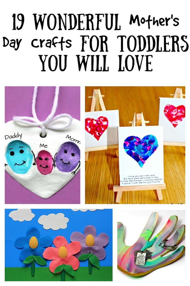 inappropriate love mother kids 19 Wonderful Mother's Day Crafts For Toddlers You Will Love