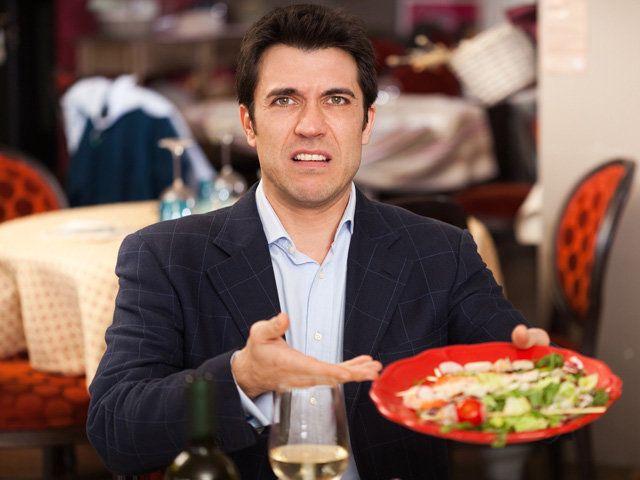 Anglické cvičení: V restauraci