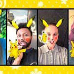 New Pikachu Z-Move camera effect now available on the Facebook app to celebrate Pokémon Ultra Sun and Ultra Moon