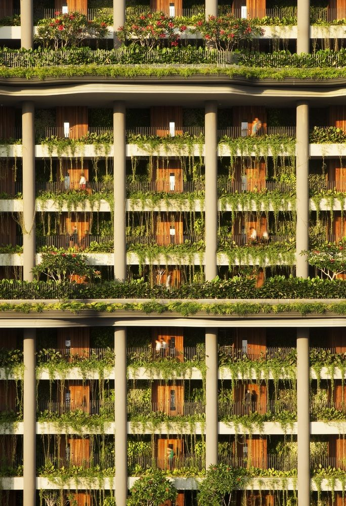 """Gallery of Interview with WOHA: """"The Only Way to Preserve Nature is to Integrate it into Our Built Environment"""" - 15"""