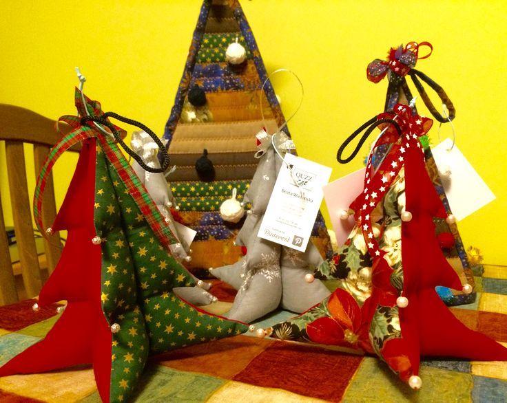 QUZZart. My christmas decorations.