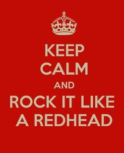 Ginger ginger: Gingers Power, Red Hair, My Life, Hells Yeah, Redheads Rocks, Gingers Gingers, Keep Calm, Yesss, Red Head