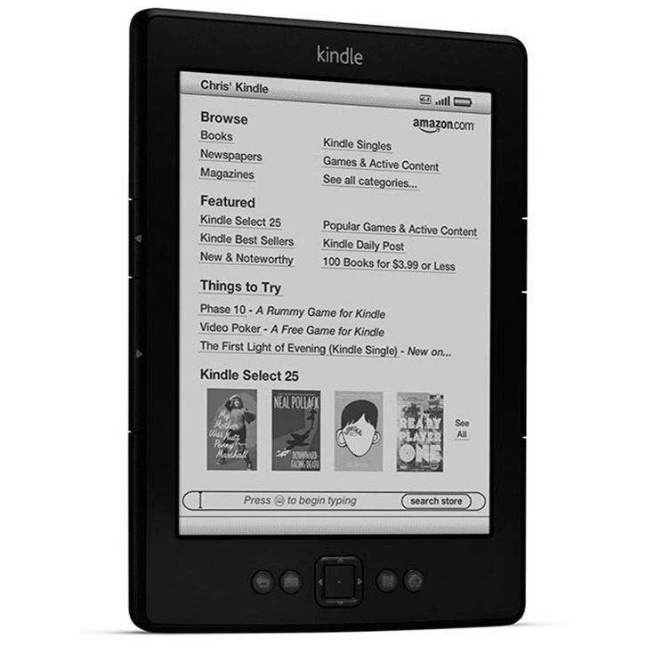 >> Click to Buy << Kindle5 100% original e-book reader K5 ink screen electric paper book Machine + USB cable + package + Book CD #Affiliate