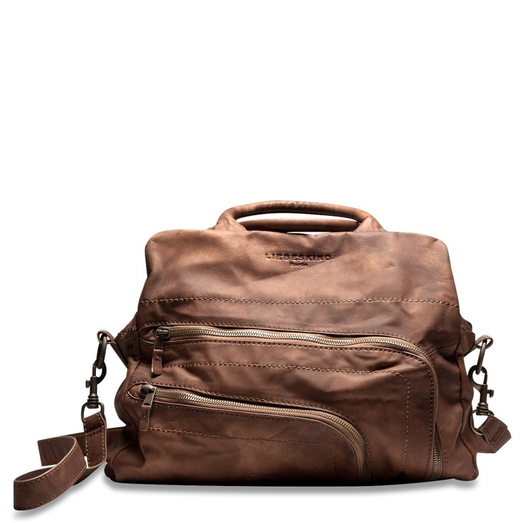 Lulu brown sponge - Bags - Liebeskind Berlin Online Shop