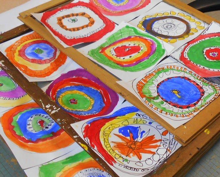 249 best Educate: Art for Kindergarten images on Pinterest ...