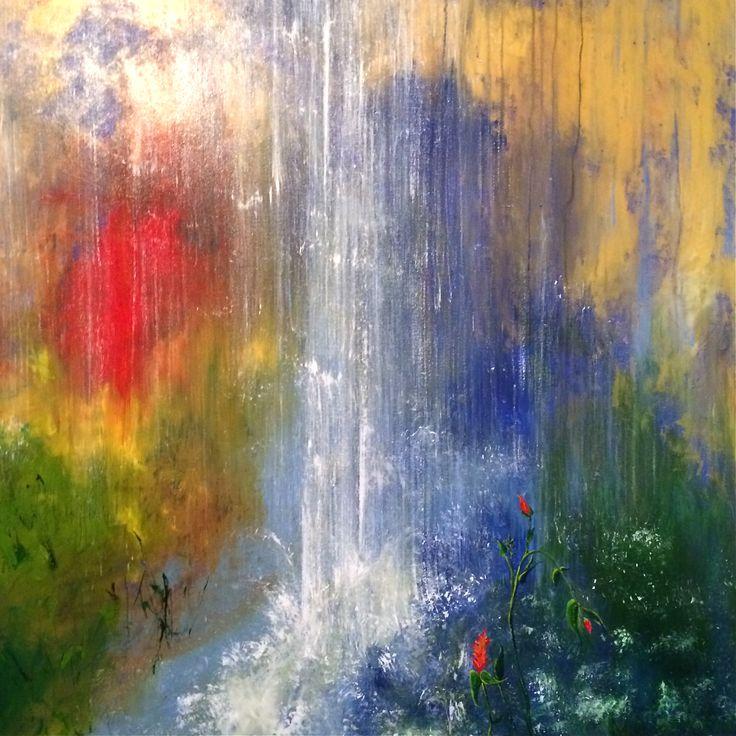 Rainbow Forest. 2014. Prophetic Art