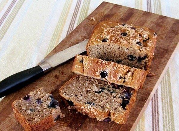 Pane senza glutine al cocco