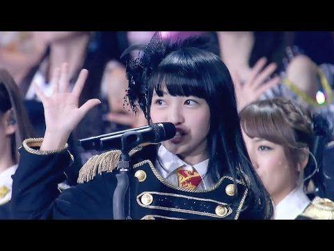 [HD] AKB48 ヘビーローテーション 向井地美音センターVer / Heavy Rotation , Mukaichi Mion - YouTube
