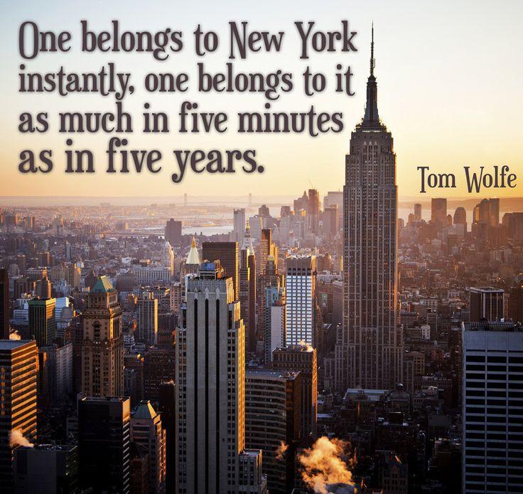 Best 25+ New york quotes ideas on Pinterest | York england map ...
