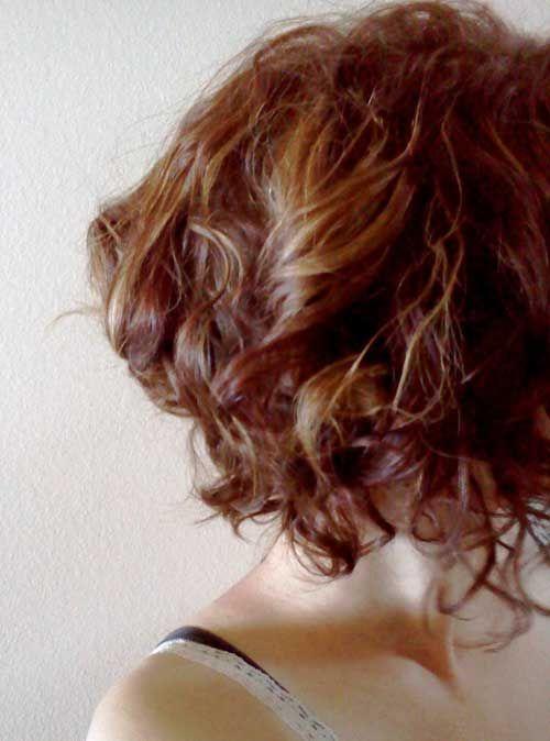 20 Beautiful Short Curly Hairstyles | 2013 Short Haircut for Women