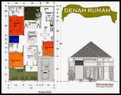 Dalam pembagunan rumah DENAH merupakan tahap awal untuk menentukan tata letak ruang suatu rumah. Dibawah ini akan kami berikan beberapa gambar denah rumah 3 kamar tidur yang mungkin bisa anda jadikan referensi dan ide dalam membangun rumah dengan rencana yang matang, sesuai dengan tahapan dan waktu dan tata letak yang sesuai dengan denah, maka dari itu mari kita lihat dibawah ini denah rumah minimalis sederhana.