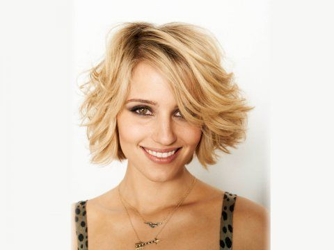 If only I were brave enough. Well, and talented enough to style my hair this way. SO CUTE!: Hair Ideas, Haircuts Let Finding, Agron Hair Cans, Style Pinboard