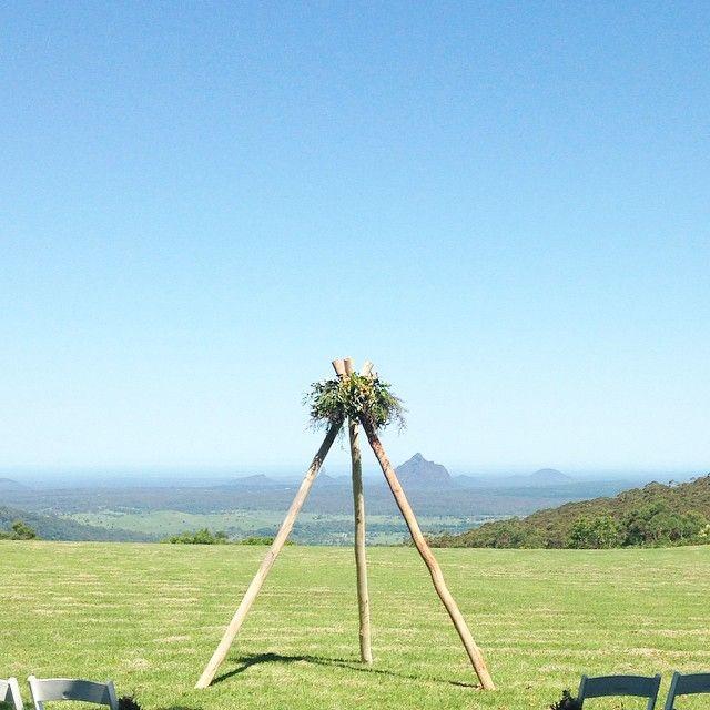 #willowbud #wedding #bouquet #hinterland #flowers #Arbor #ceremony
