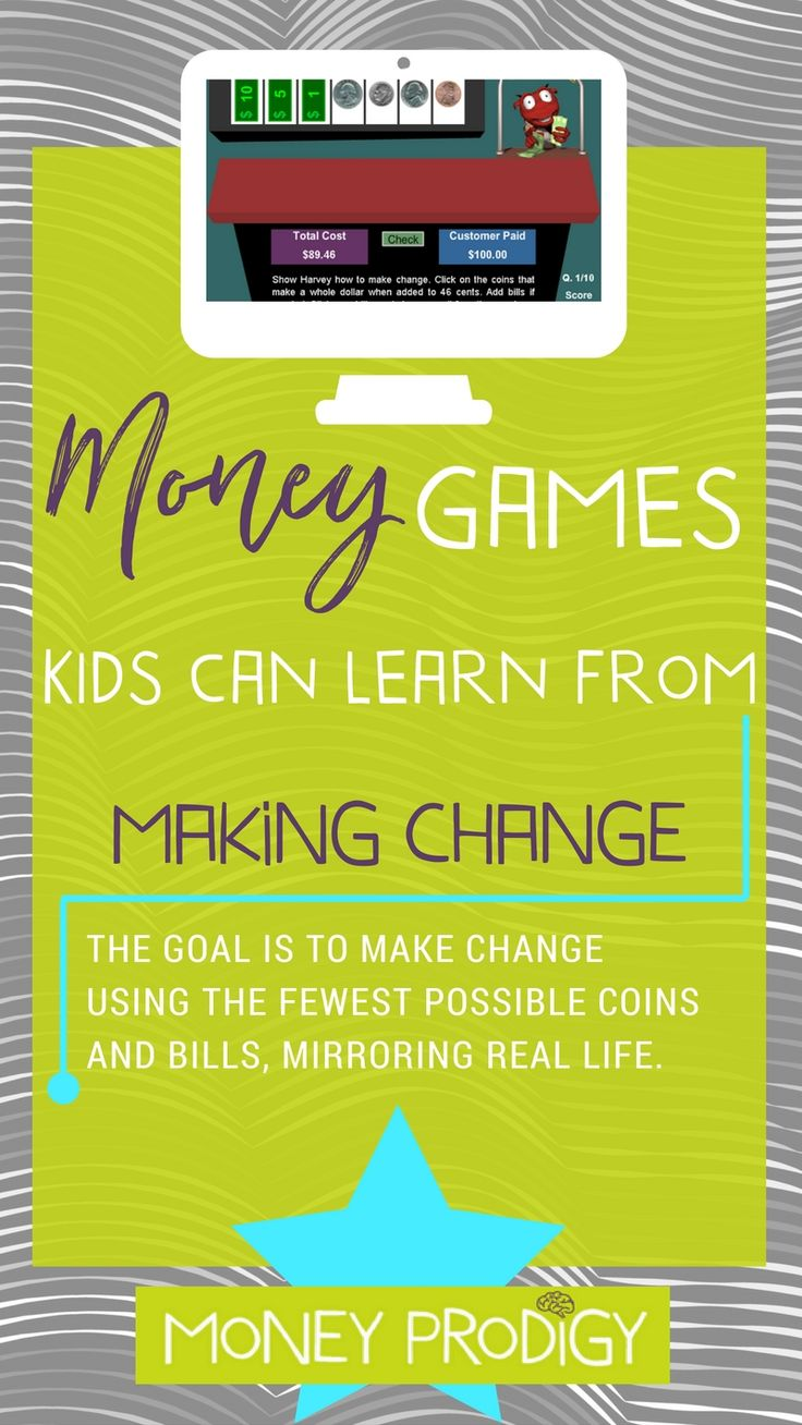 In this cash register game, your child assumes the role of Harvey, a cashier at Perfect Pets. Harvey is not great at making change, which is where your child comes in. The goal is to make change using the fewest possible coins and bills, mirroring real life (who wants 100 pennies instead of $1.00 bill?). Making Change supports Grade 2 Common Core Math Standards in Measurement and Data.