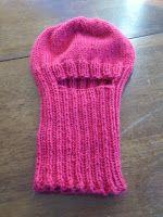 Free Knitting Pattern For Dog Balaclava : Klose Knit: Balaclava for Kids Knitting patterns Pinterest Free pattern...
