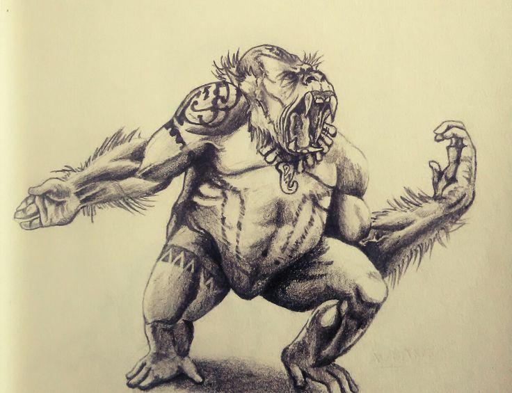 Sketch - concept art