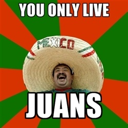 Mexican Meme  Mexican Memes! I laughing at myself!  Pinterest