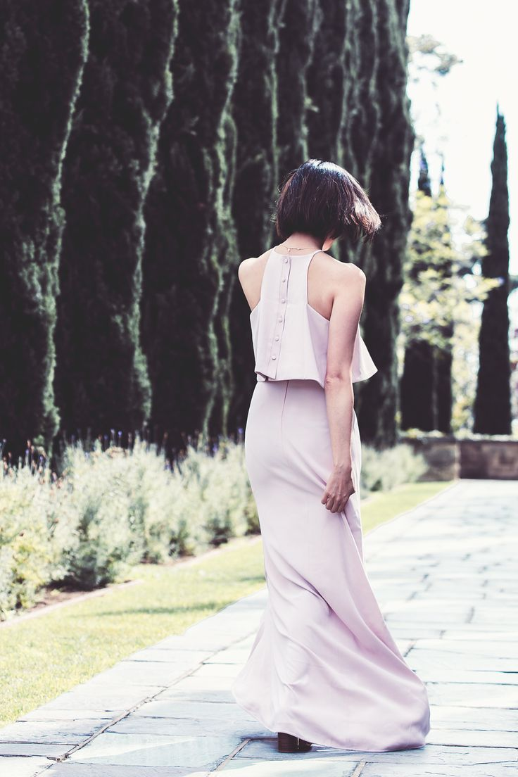 wedding attire, wedding guest, dresses, nude dress, blush