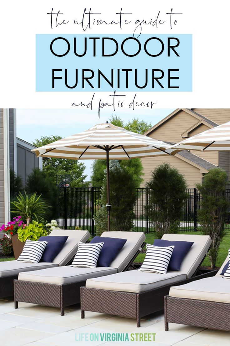 The Ultimate Guide To Outdoor Furniture Decor Rustic Outdoor
