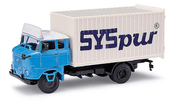 """Busch 95141 ESPEWE IFA W50 MK (Möbel-Koffer) """"SYS Pur"""""""