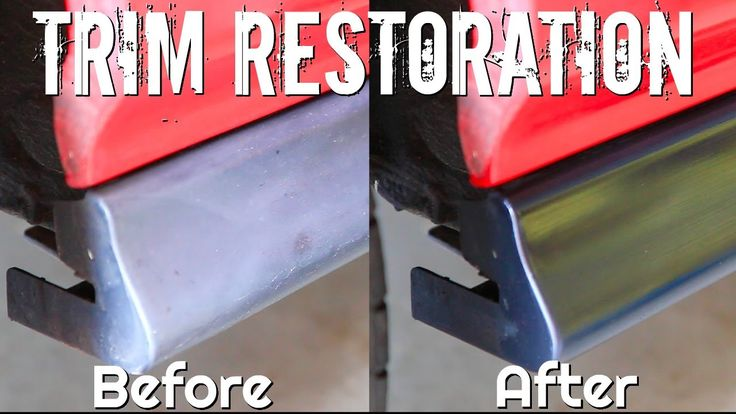 Plastic Trim Restore How To - Auto Detailing Series - Project Car EK9 Civic Plastic Trim Restore How To - Autp Detailing Series - Project Car EK9 Civic! This was all done on my Project car restoration Civic EK9.  This is how you can bring most faded plastics back to life on your car. Be sure to try this method on a tester patch that is hidden to make sure that it doesn't damage your plastic before starting on any visible areas. This method can be used on most of the plastic trims on your car…