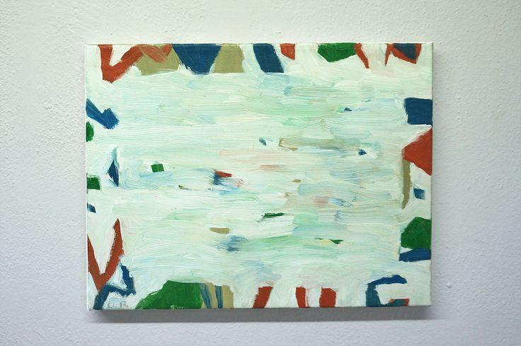 """Niebla"", Cristina Lama #Expsición ""Alrededores"" #JMGalería #Málaga #Arte #Art #ContemporaryArt #ArteContemporáneo #Arterecord 2016 https://twitter.com/arterecord"