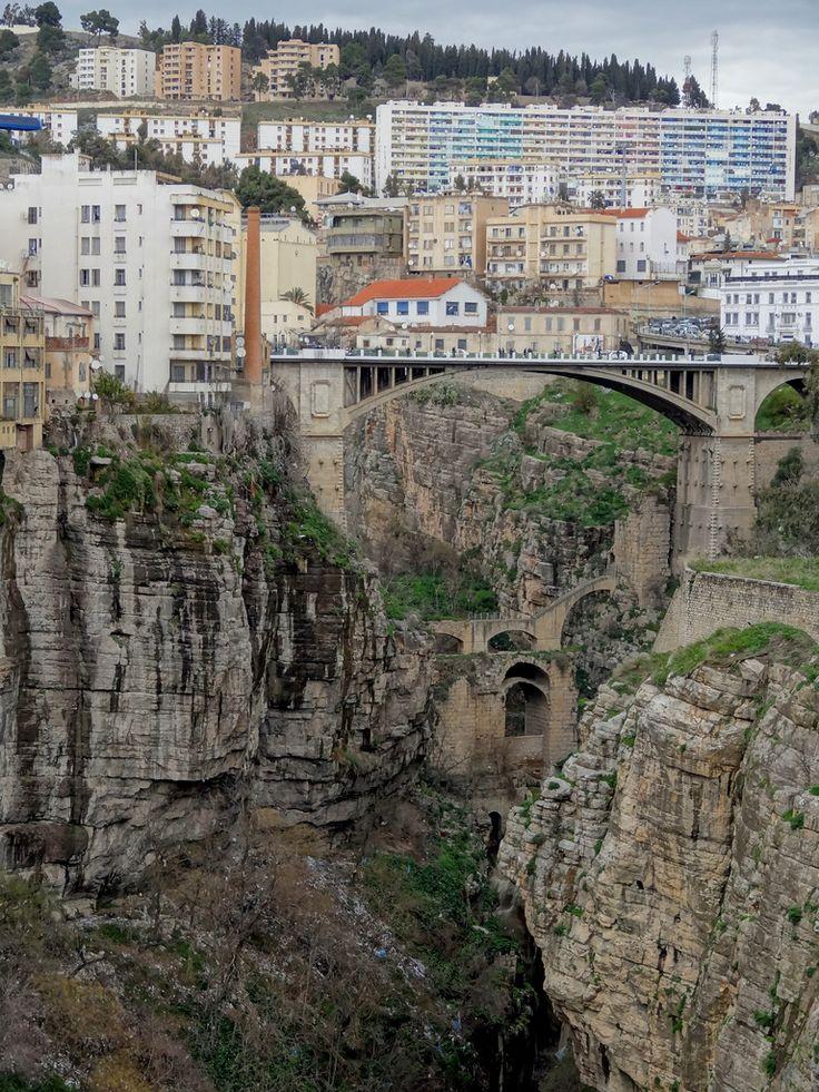 Constantine, Algeria.