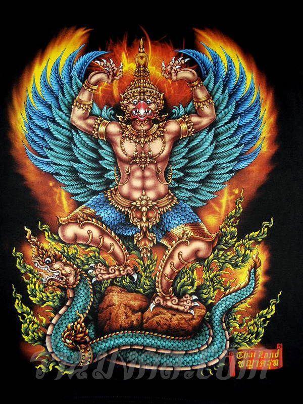 พญา ครุฑ vs พญานาค - ค้นหาด้วย Google