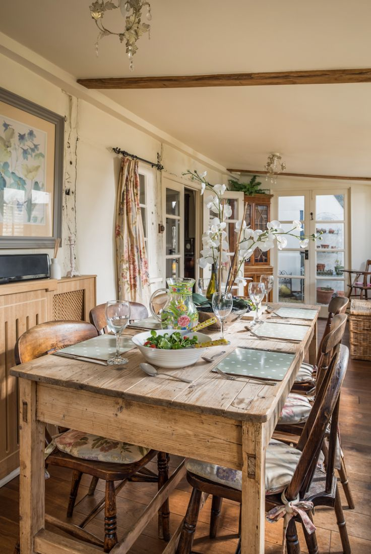 Chocolate Box Cottage In The Cotswolds Is Full Of Whimsical Charm