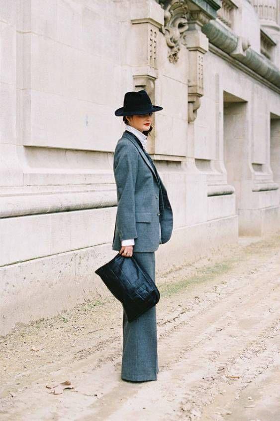 so chic: Hats, Vanessa Jackman, Vanessajackman, Fashion Models, Victoria Secret, Suits, Paris Fashion Weeks, Men Wear, Peonies