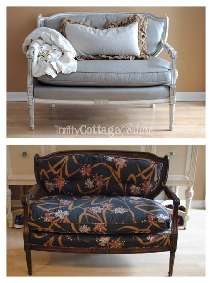 161 best chairs chalk paint by annie sloan images on pinterest a lovely settee gets a new look with paris grey old ochre and old white chalk paint decorative paint by annie sloan gumiabroncs Image collections