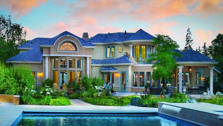 Silicon Valley Dream House Raffle | YBCA | Design your dream house. Dream house pictures. Fancy houses