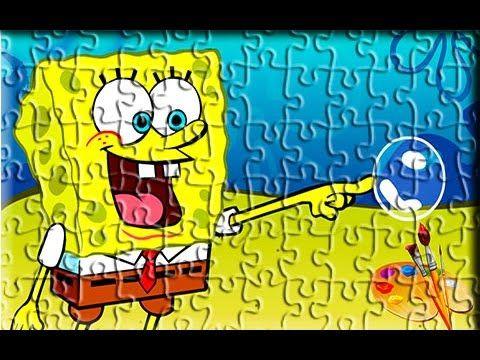Sponge Bob Kids Puzzle Game - Sponge Bob Amazing Game For Kids Hello guys, We want to share puzzle games for kids. These are jigsaw puzzle games for your kid...