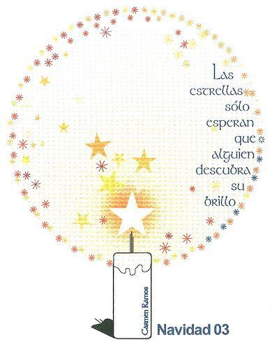 Las estrellas de la Navidad