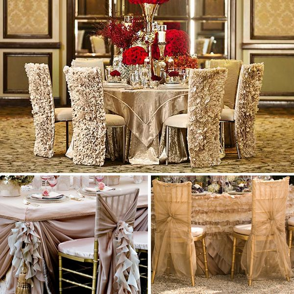 Wedding Chair Cover Rentals
