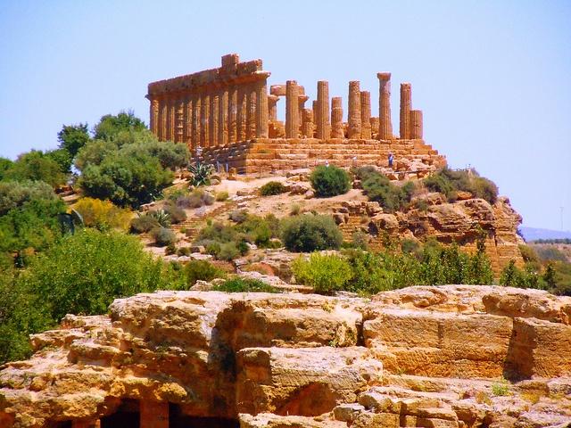 Templo de Hera. Agrigento