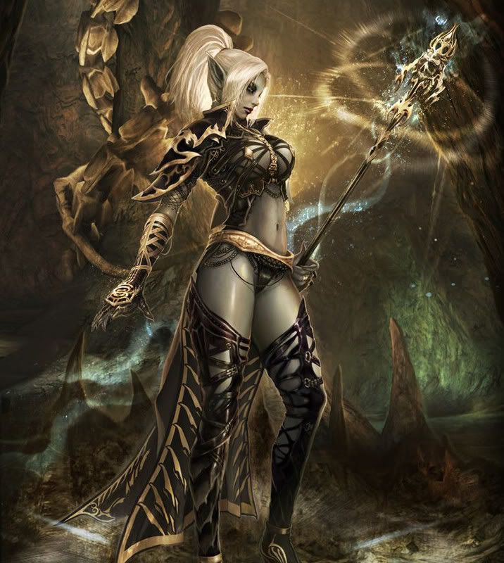 11 best Female Elves and Angels Pictures images on ...