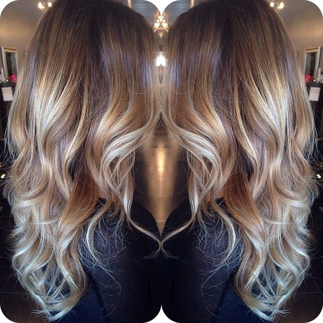 1000 Ideas About Balayage Technique On Pinterest Balayage How To Balayage And Platinum