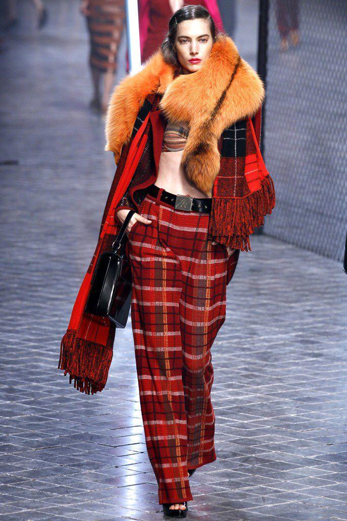 Sonia Rykiel Fall 2011 Ready-to-Wear Fashion Show Collection