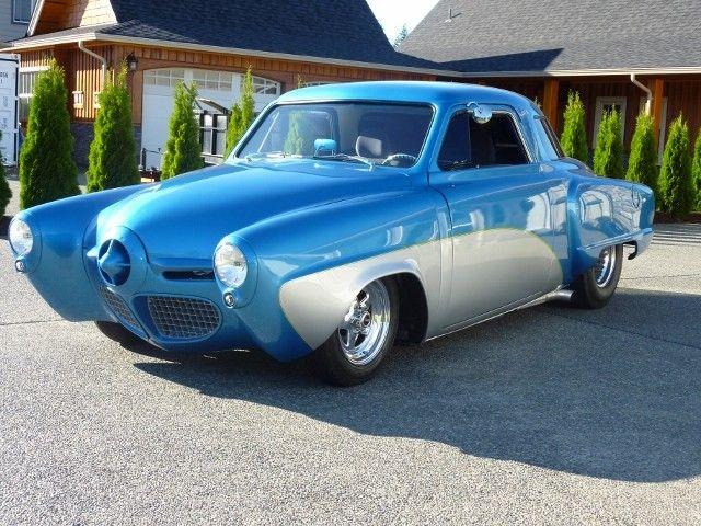 '50 Studebaker Champion Starlite hot rod | eBay