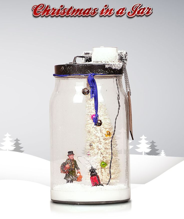 Christmas Jar 036 - Christmas in a Jar