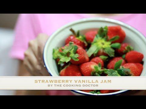 Strawberry Jam Using Bread Maker - YouTube