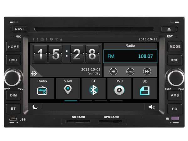 For Vw Skoda Octavia I Super Car Dvd Player Car Stereo Car Audio