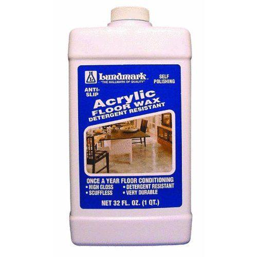 DuraWax - Acrylic Floor Wax: Industrial Coatings: m
