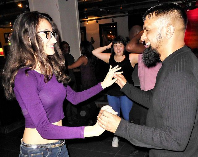 WOW! What a great first week back. A Huge Thank You to all who came on down for Salsa, Bachata & Kizomba on Tues, Thurs and Sun.