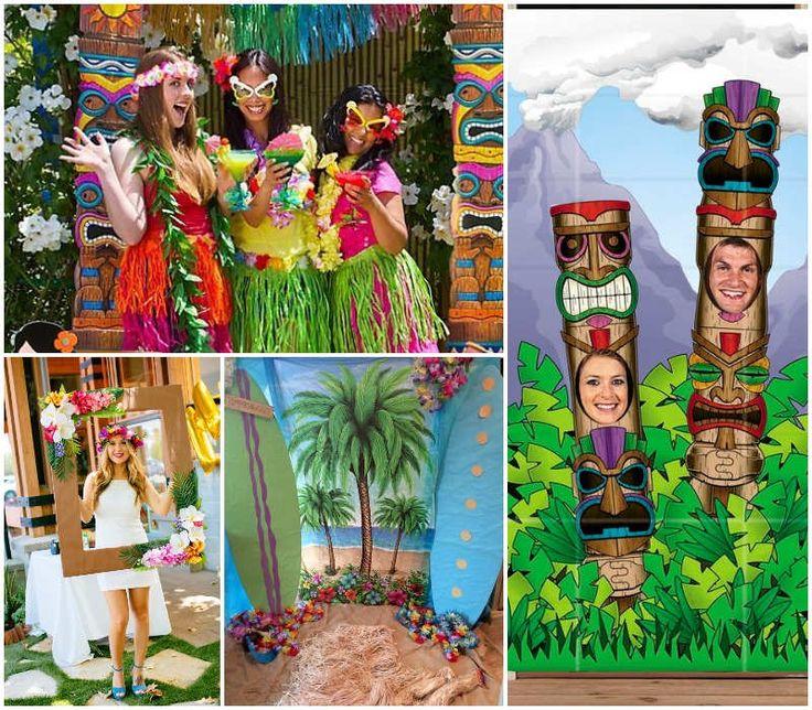 I➨ Entra aquí para encontrar ideas originales para una fiesta Hawaiana. ¡¡Es muy divertida y fácil de hacer!! Sorprende a los invitados con nuestros tips.