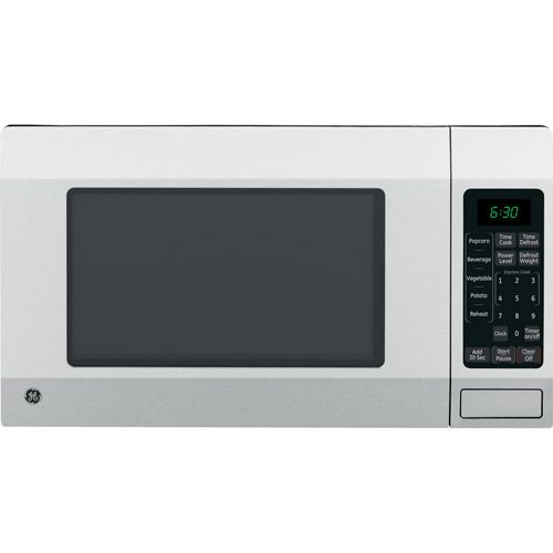 GE 1.6 cu. ft. Countertop Microwave Oven, Stainless for Sale