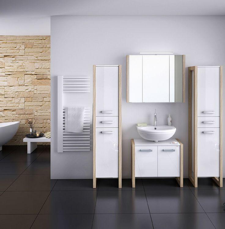 Die besten 25+ Badezimmer 94 Ideen auf Pinterest Wandspiegel mit - badezimmer komplettset