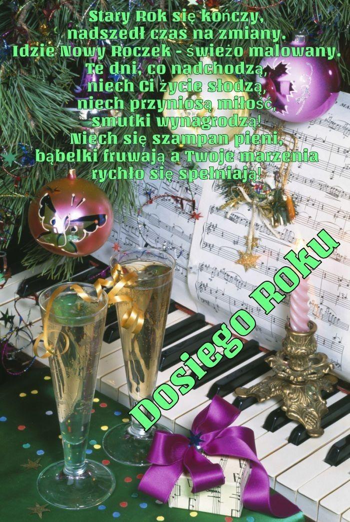 Pin Od Elżbieta Cyroń Na życzenia Noworoczne Pinterest Quotes