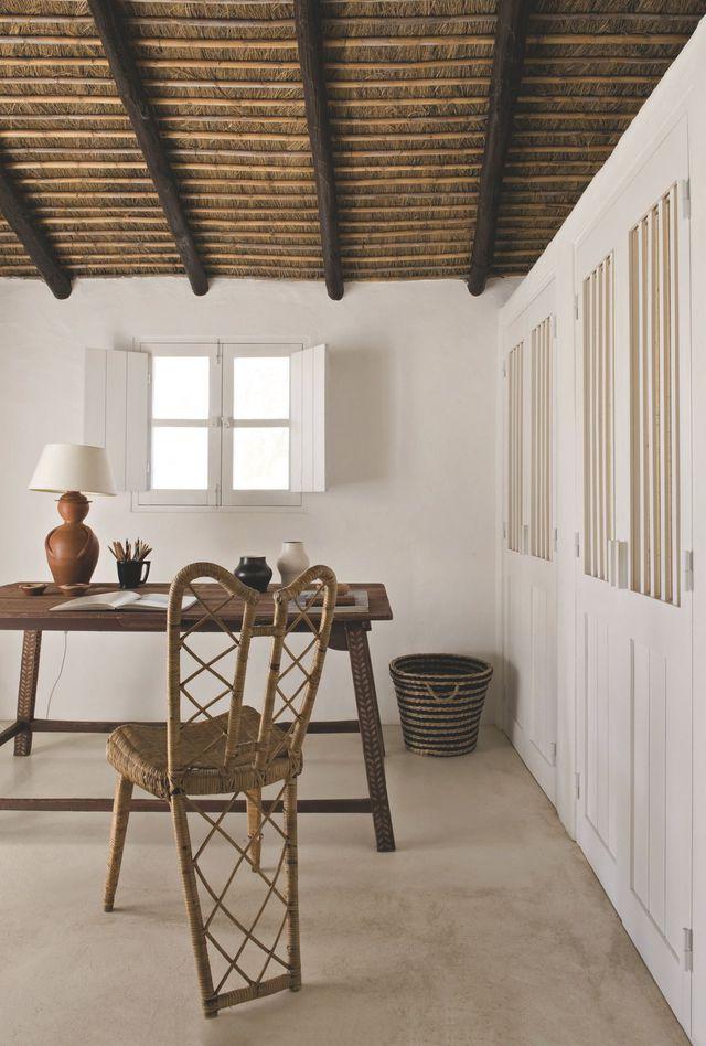Maison de vacances au Portugal refaite par des décorateurs